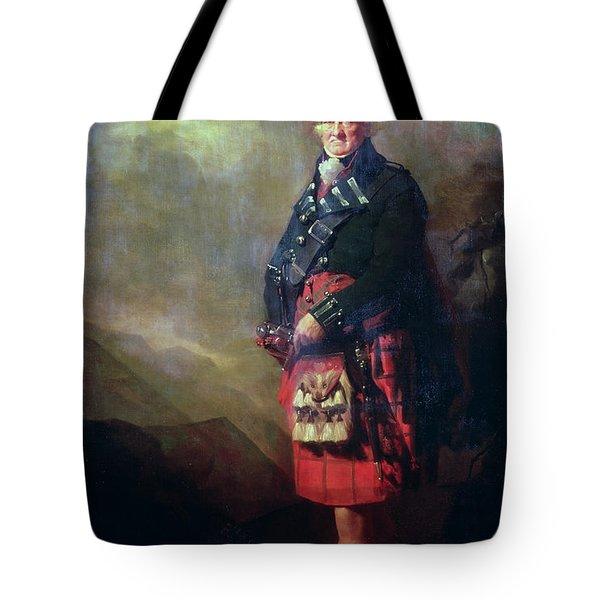The Macnab Tote Bag by Sir Henry Raeburn