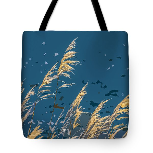 The Madison In Bear Trap Canyon Tote Bag