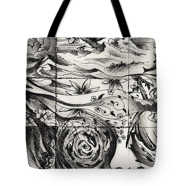 The Maelstrom Tote Bag