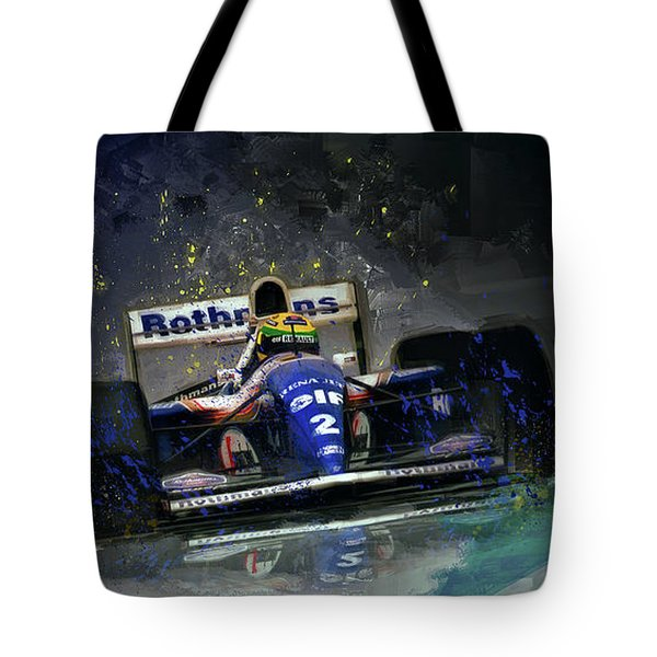 The Maestro Tote Bag by Alan Greene