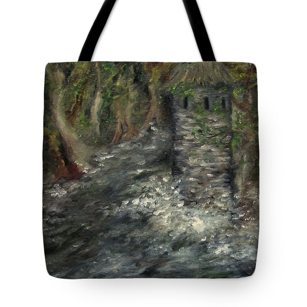 The Mage's Tower Tote Bag