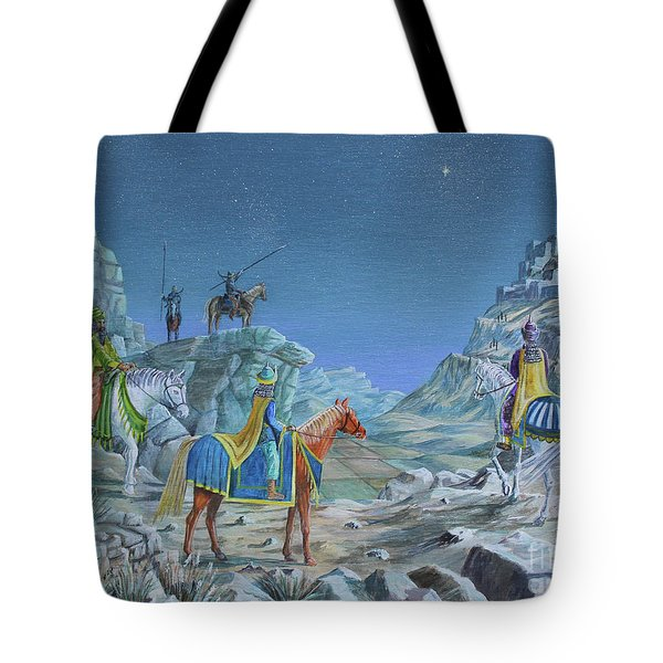 The Magi Tote Bag