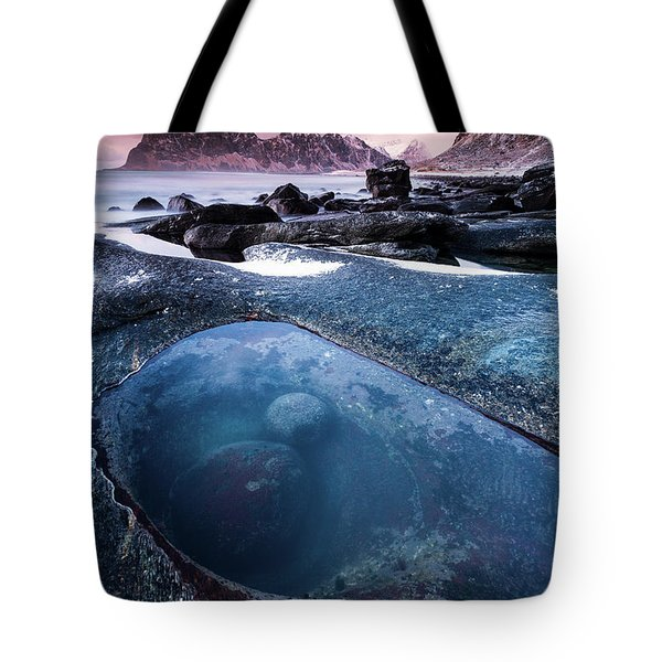 The Magic Eye Tote Bag