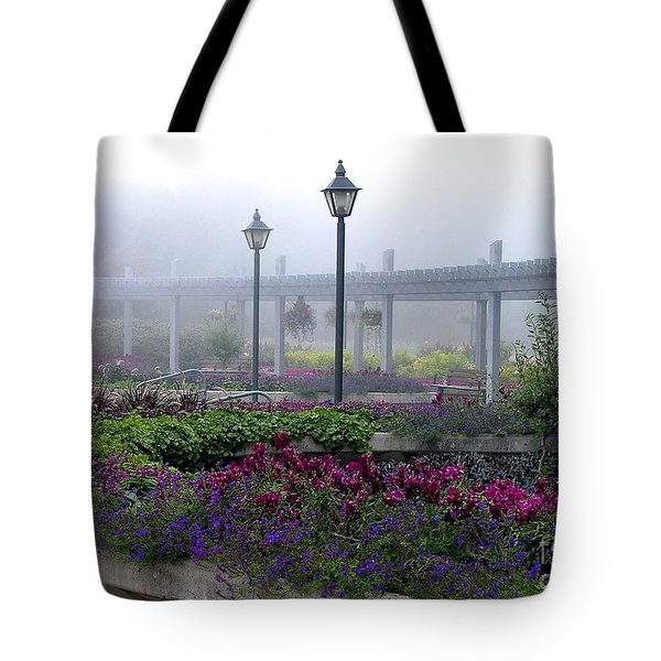 The Magic Garden Tote Bag by Susan  Dimitrakopoulos