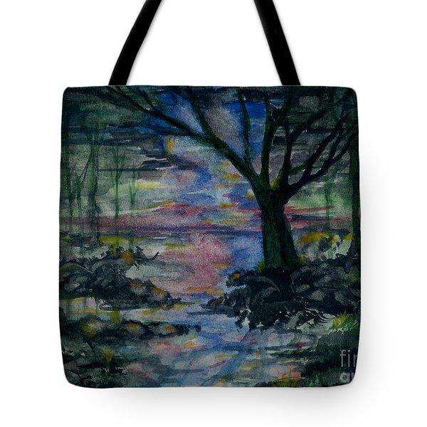 The Magic Hour Tote Bag