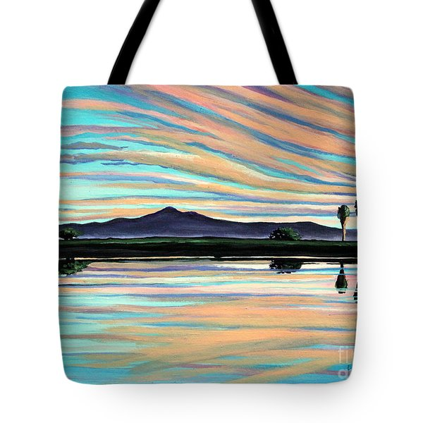 The Magic Is In The Water Tote Bag