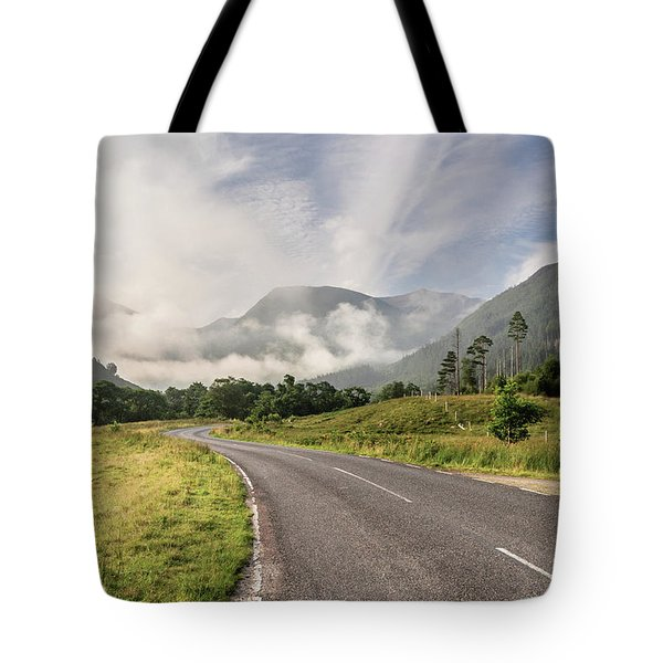 The Magic Morning Tote Bag