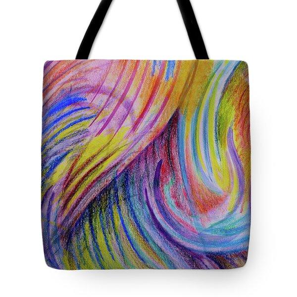The Magic Of Music Tote Bag