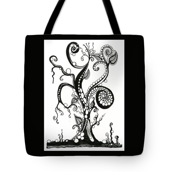 The Magic Tree Tote Bag