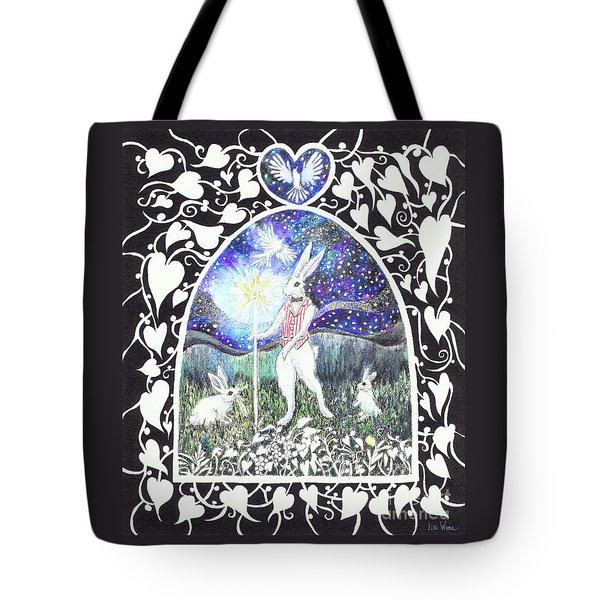The Magician Tote Bag