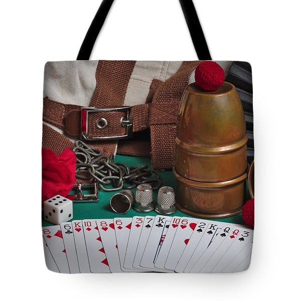 The Magician's Retreat Tote Bag