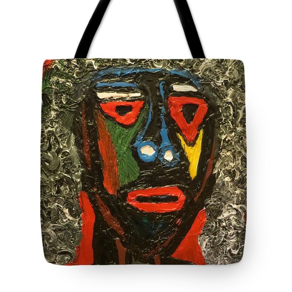 The Magistrate Tote Bag by Darrell Black