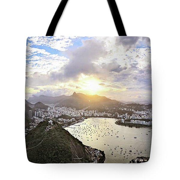 The Magnificent City Tote Bag