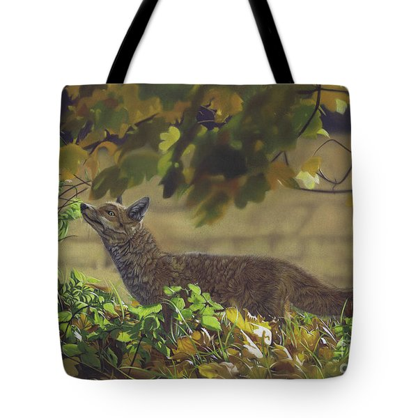 The Fantastic Mr Fox Tote Bag
