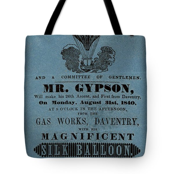 The Magnificent Mr. Gypson Tote Bag