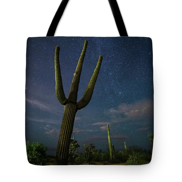 The Magnificent Tote Bag