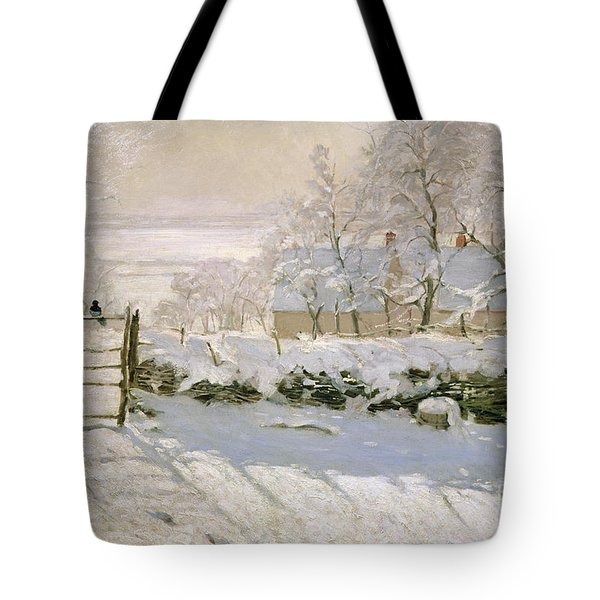 The Magpie Tote Bag
