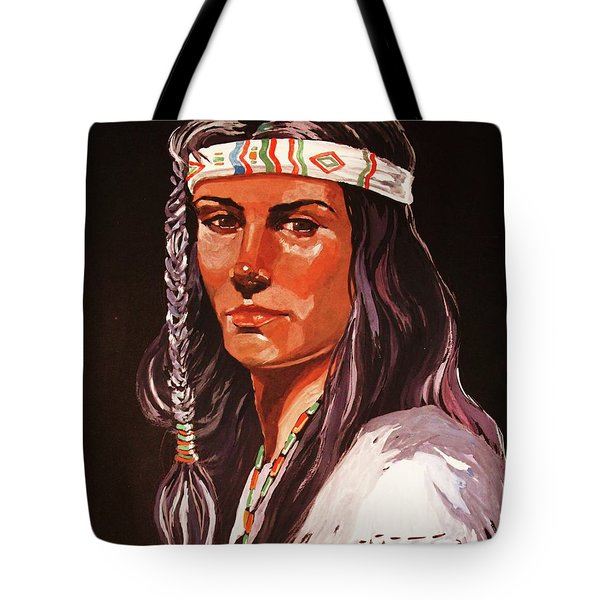 The Maiden IIi Tote Bag