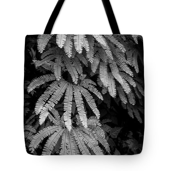 The Maiden's Hair Tote Bag