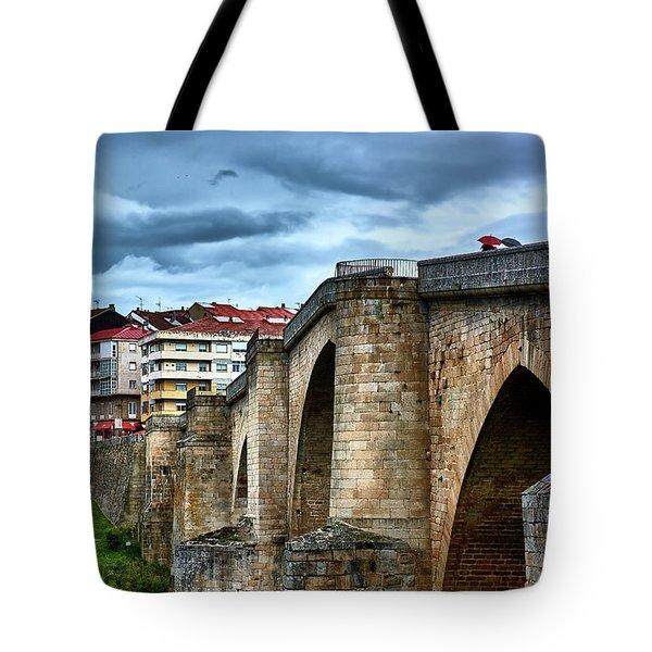 The Majestic Ponte Vella Tote Bag
