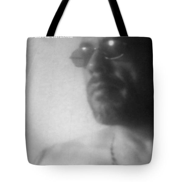 The Male Figure  From Tote Bag