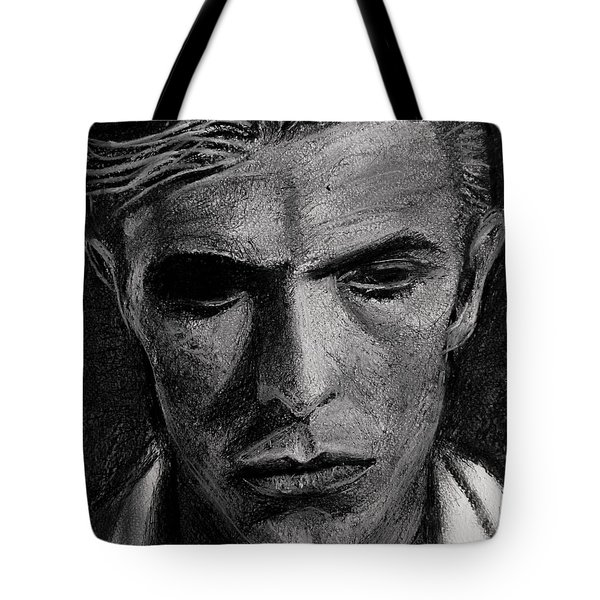 The Man Who Fell To Earth 1976 Tote Bag