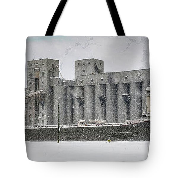 The Manitoulin Tote Bag by Irwin Seidman