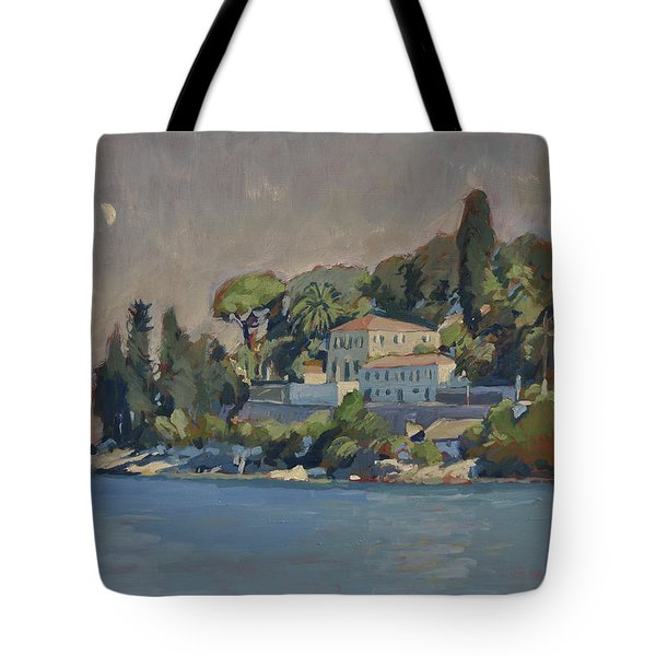 The Mansion House Paxos Tote Bag