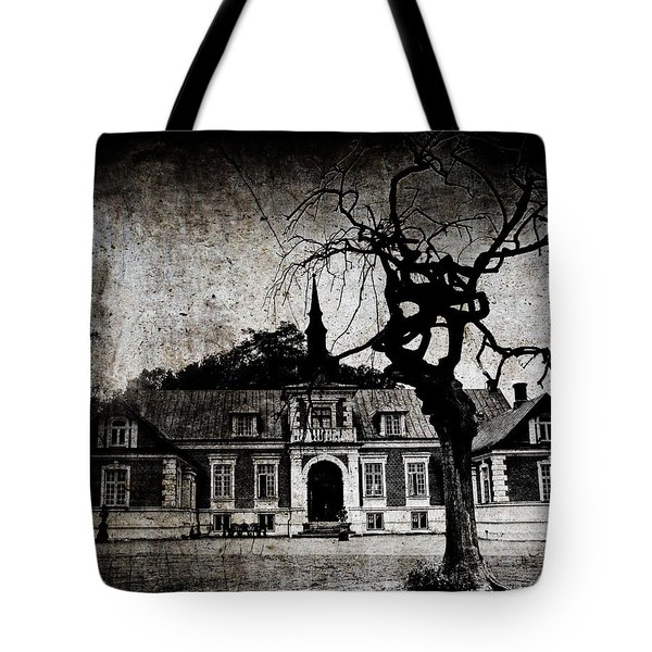 The Mansion Tote Bag by Laura Melis