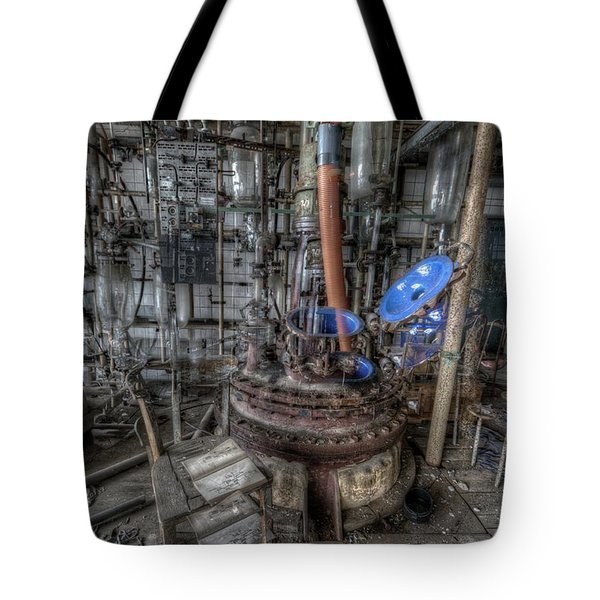 The Manual  Tote Bag by Nathan Wright