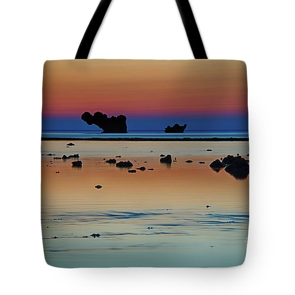 The Many Shades Of Beauty Tote Bag