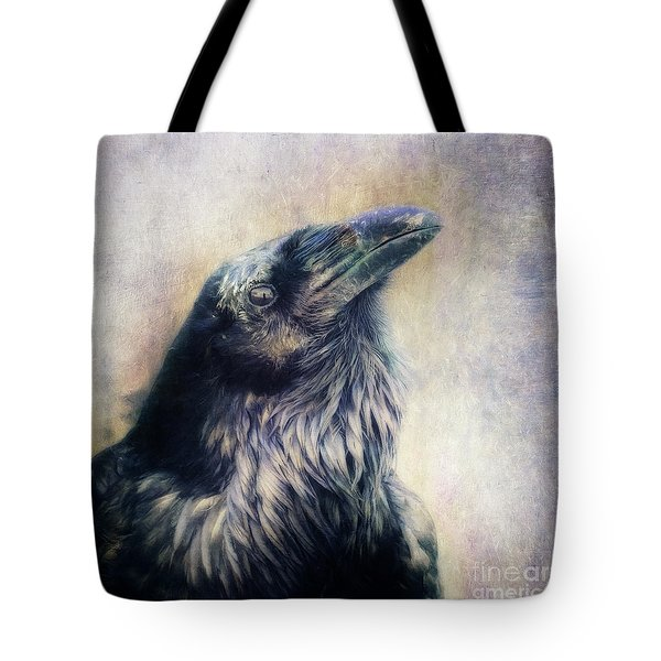The Many Shades Of Black Tote Bag by Priska Wettstein