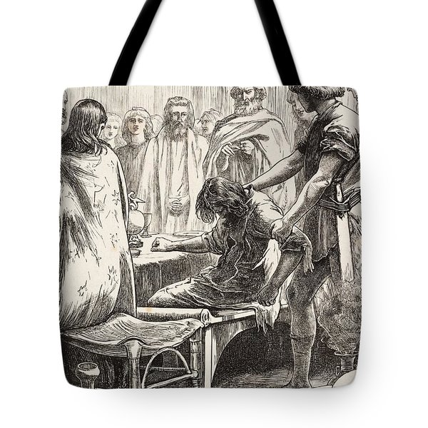 The Marriage Feast Tote Bag