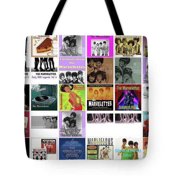 The Marvelettes 1 Tote Bag