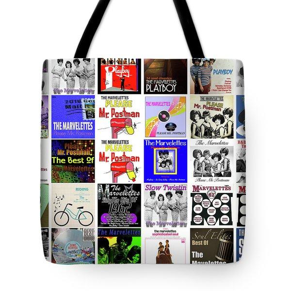 The Marvelettes 2 Tote Bag