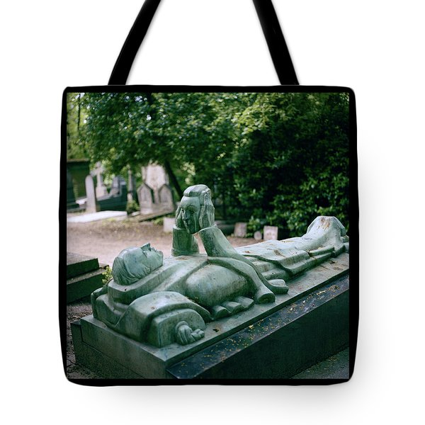 The Mask Of Meditation Tote Bag