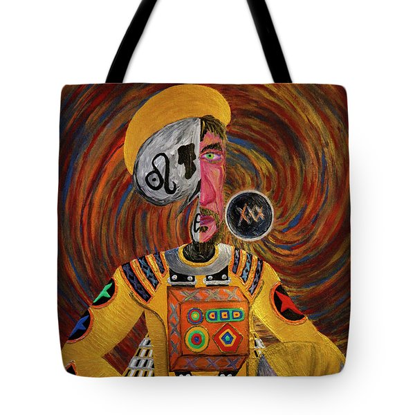 The Mastermind Tote Bag