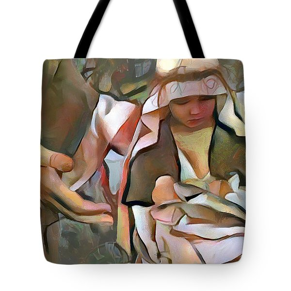 The Master's Hands - Provider Tote Bag