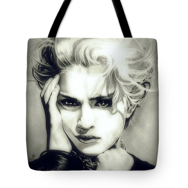 The Material Girl Tote Bag