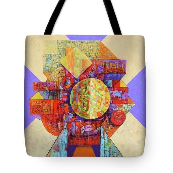 The Matrix Tote Bag by J W Kelly