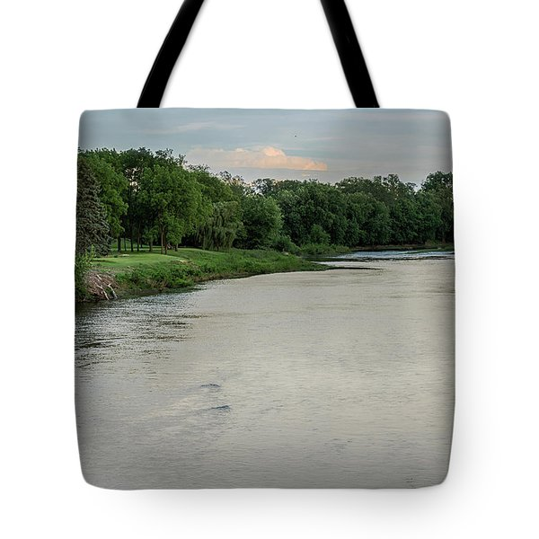 The Maumee River Tote Bag