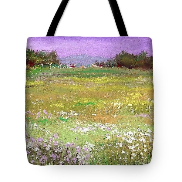 The Meadow Tote Bag by David Patterson