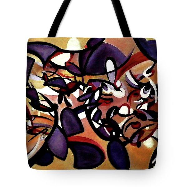 The Meditation Of Dreams Tote Bag