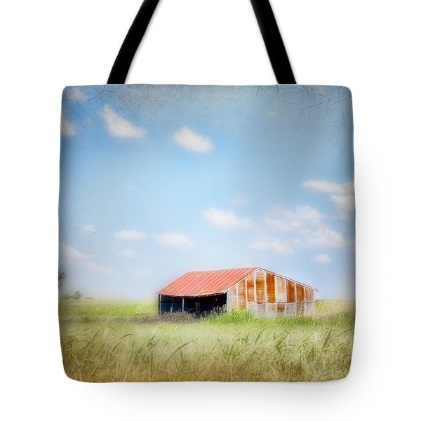 Tote Bag featuring the photograph The Meeting Place by Betty LaRue
