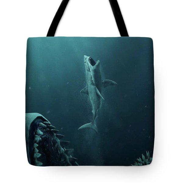 The Meg 5.0.3 Tote Bag