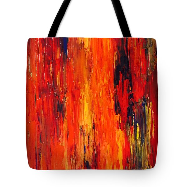 The Melt Tote Bag