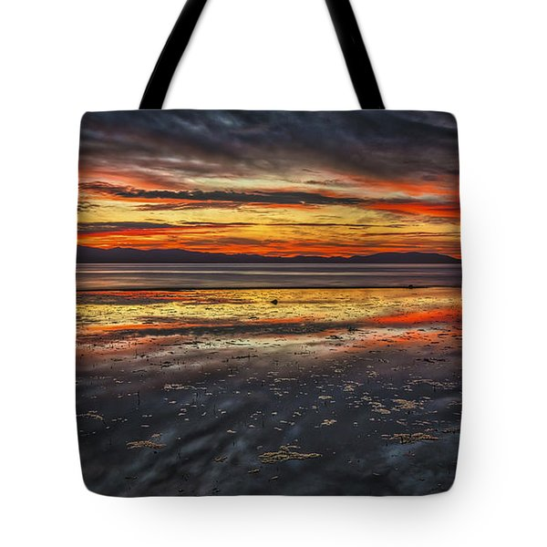 The Melting Pot Tote Bag