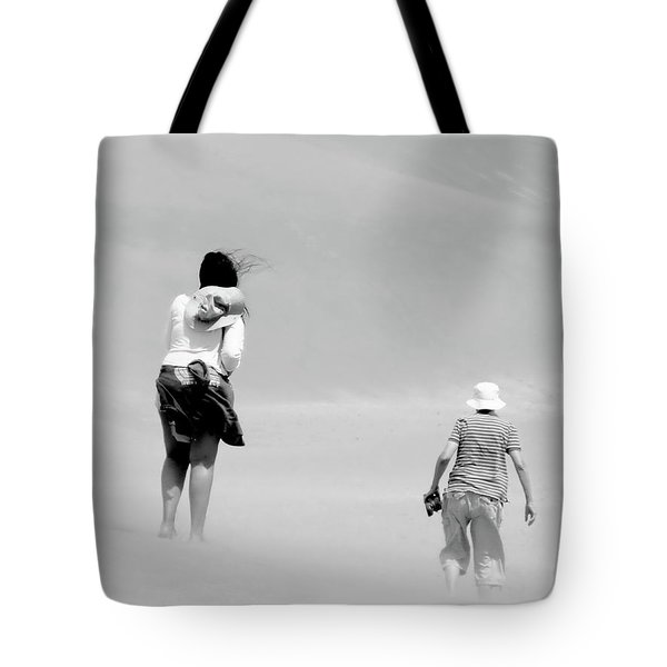 The Men Return Tote Bag