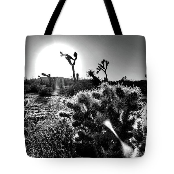 Merciless, Black And White Tote Bag