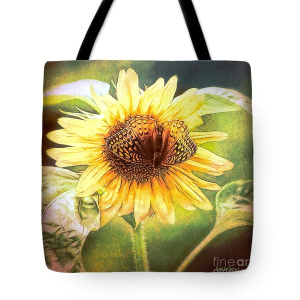The Merge Tote Bag by Tina LeCour